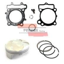 Suzuki RMZ250 '07 - '09 77.00mm Mitaka Top End Rebuild Kit Inc Piston & Gaskets